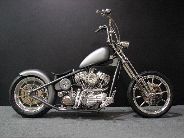 Mobster Motorcycle Kit - Motorcycle Kits - Take a Ride on the Wild Side!